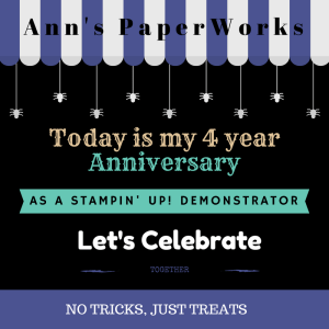 Stampin' Up! demonstrator, Ann's PaperWorks| Ann Lewis| Stampin' Up! (Aus) available from my online store 24/7
