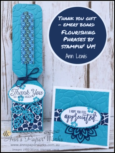Christmas DIY gift, Ann's PaperWorks| Ann Lewis| Stampin' Up! (Aus) available from my online store 24/7