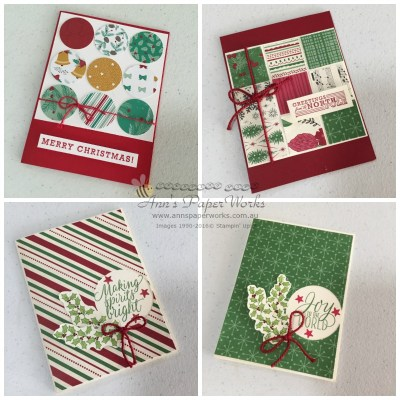 card sketch samples, Ann's PaperWorks| Ann Lewis| Stampin' Up! (Aus) available from my online store 24/7