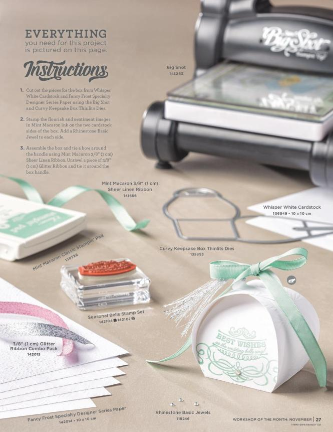 Seasonal Bells Wedding Favours by Stampin' Up!, Ann's PaperWorks| Ann Lewis| Stampin' Up! (Aus) available from my online store 24/7