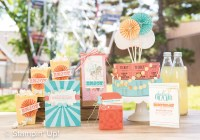 Launch Party, Cupcakes and Carousels Suite, Stampin' Up! Ann's PaperWorks, Ann Lewis, Stampin' Up! (Aus) Stampin' Up! 2017 Occasions Catalogue  Sale-a-Bration  online store