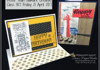 card classes, Urban Underground DSP, High Tide Stamp Set, Stampin' Up! Ann's PaperWorks, Ann Lewis, Stampin' Up! (Aus)|Stampin' Up! 2017 Occasions Catalogue| online store 24/7