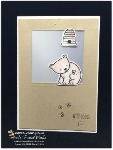 A Little Wild by Stampin' Up! Stampin' Up! 2017-18 Catalogue Ann's PaperWorks| Ann Lewis| Stampin' Up! (Aus) online store 24/7