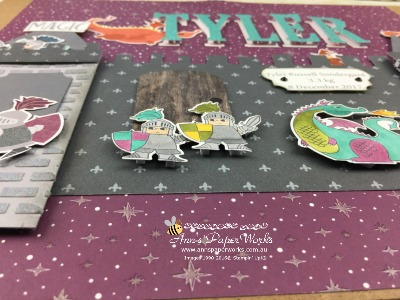 Myths & Magic Suite, Magical Day Stamp Set, Magical Mates Framelits Dies, Global Stampers, Stampin' Up! Ann's PaperWorks, Ann Lewis, Stampin' Up! (Aus)|Stampin' Up! 2018 Occasions Catalogue| online store 24/7