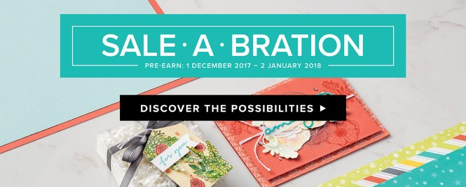 Sale-a-Bration, Stampin' Up! Ann's PaperWorks, Ann Lewis, Stampin' Up! (Aus) | Stampin' Up! 2018 Occasions Catalogue| online store 24/7
