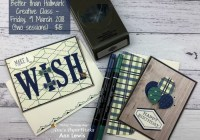 Better Than Hallmark Creative Class, True Gentleman Suite by Stampin' Up!, Stamparatus, Stampin' Up! Ann's PaperWorks, Ann Lewis, Stampin' Up! (Aus)|Stampin' Up! 2018 Occasions Catalogue| online store 24/7