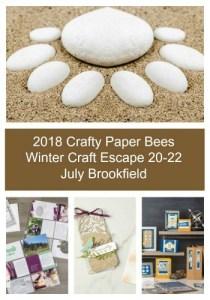 2018 craft retreat