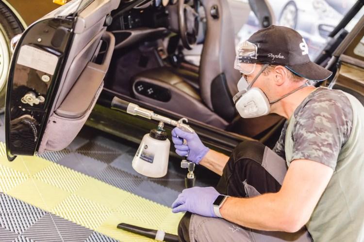 nettoyage intérieur des voitures dans le 84
