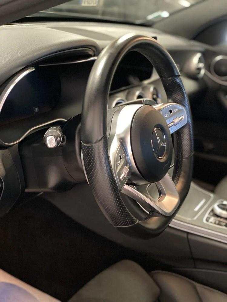traitement cuir et désinfection ozone chez full excellence autos 44