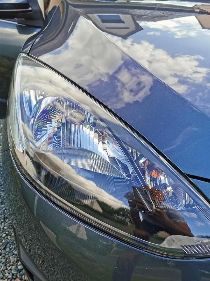 restauration phares de voiture