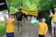 Walk with Refugees 2018