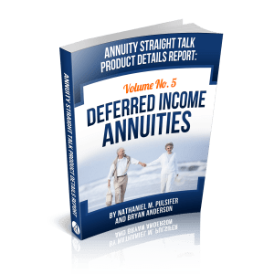 Deferred Income Annuities