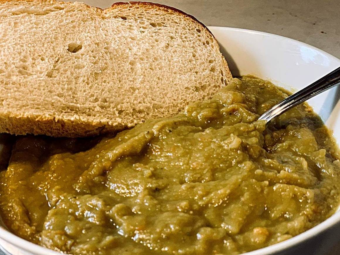 Vegan Split-Pea Soup