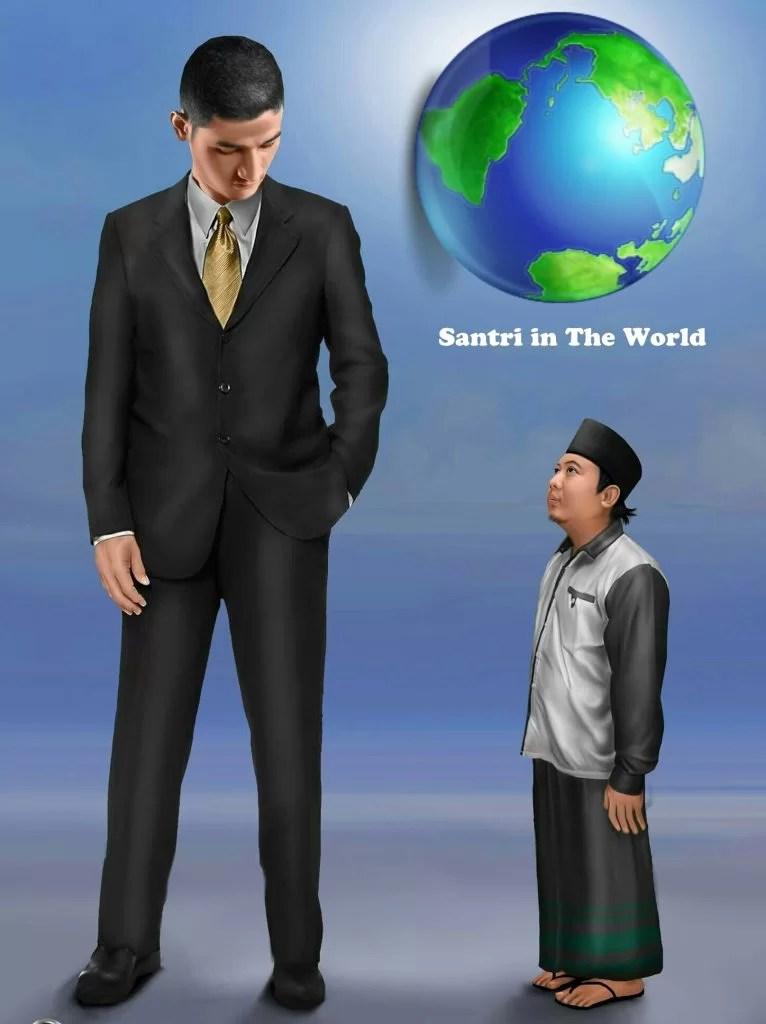 SANTRI IN THE WORLD