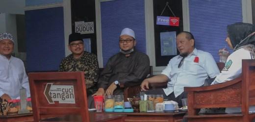 Silaturahmi Ketua DPD RI