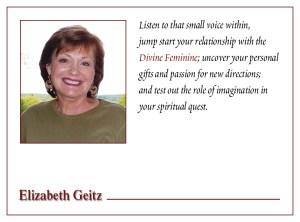 elizabeth geitz