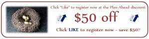 FB registration $50 fangate