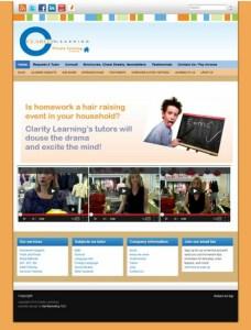 Clarity Learning Website