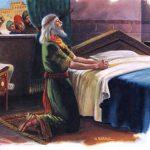 Daniel at prayer