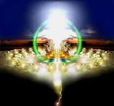 God the spirit Rev 4