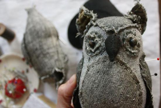 owl work