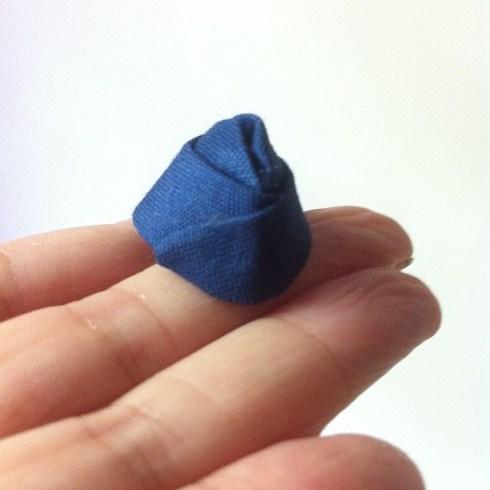 world's tiniest garrison cap