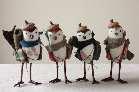 camper birds