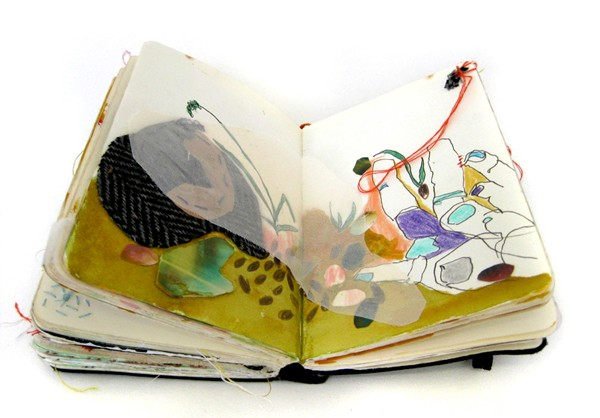 alison worman's sketchbook
