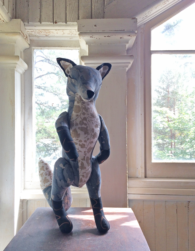 fortuny fox