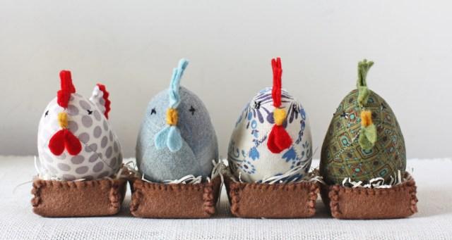 handmade french hens