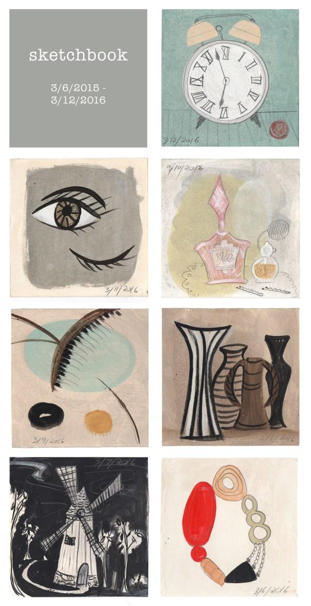sketchbook : week 52