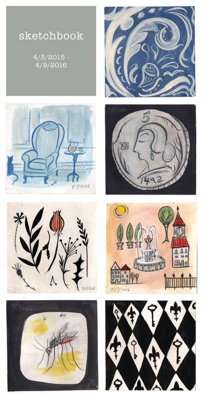 sketchbook : week 56