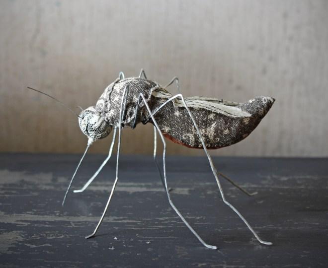 pale grey edwardian mosquito