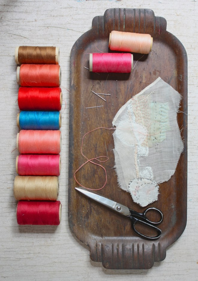 stitch experiments