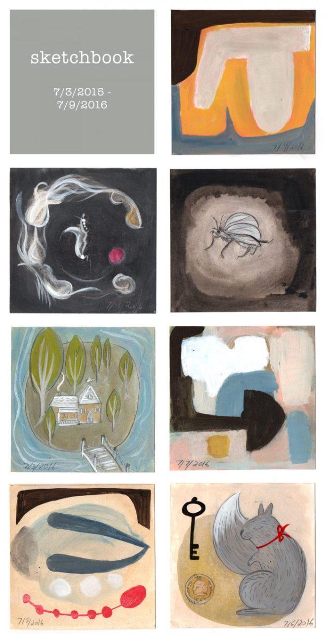sketchbook : week 68