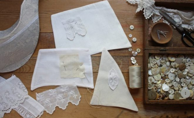 stitching sails