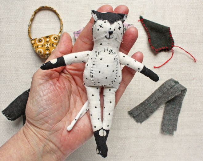 rag doll : mrs. spots