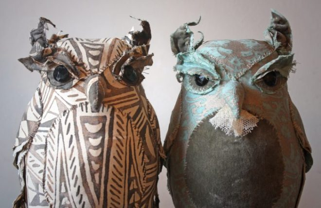 fernando and alvaro : fortuny owls