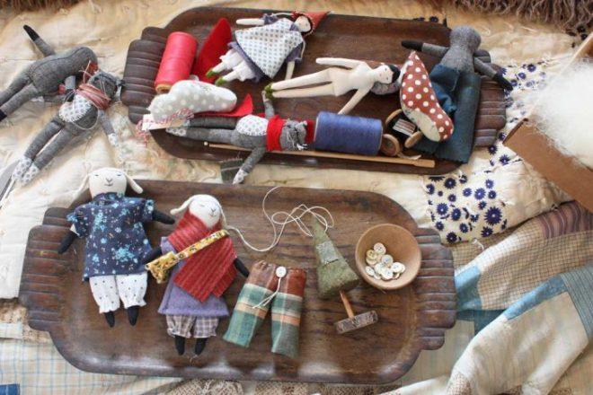 lamb dolls