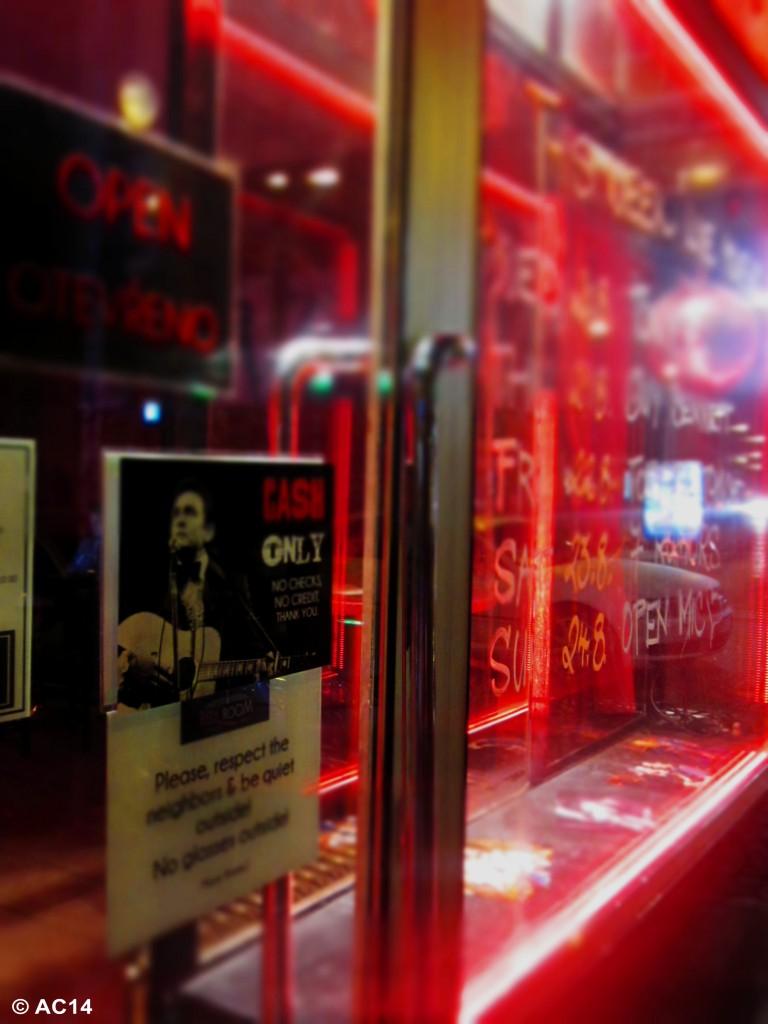 Bar Prag Johnny Cash