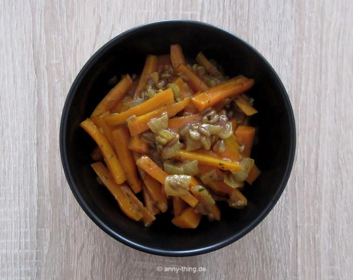 Möhren-Curry