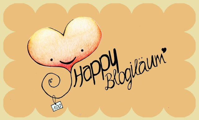 Happy Blogiläum