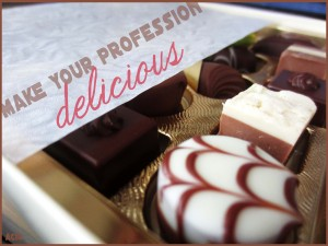make your profession delicious