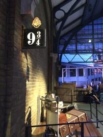 Onto Platform 9 3/4!