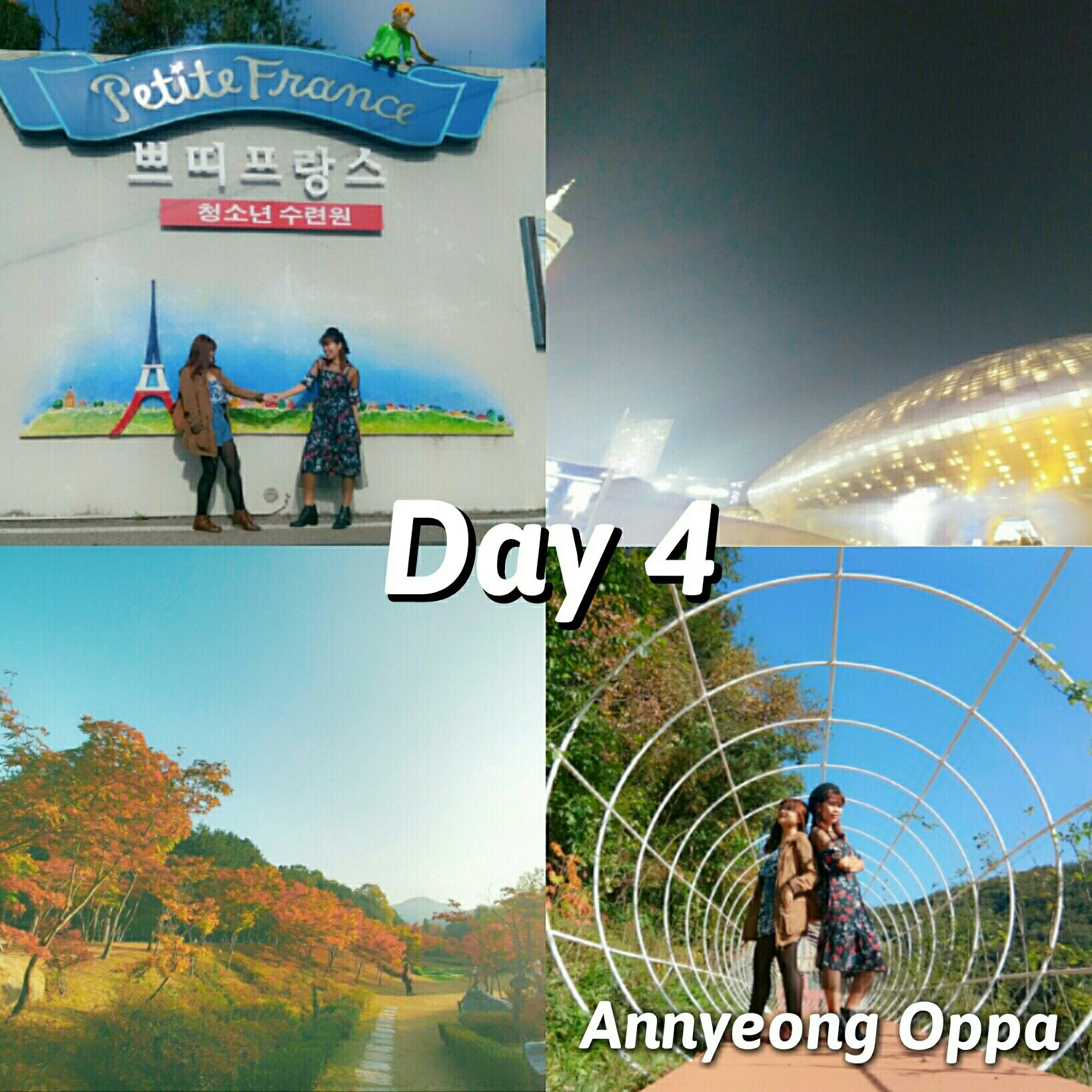 Sample 8 Days 7 Nights Itinerary to South Korea - Annyeong Oppa