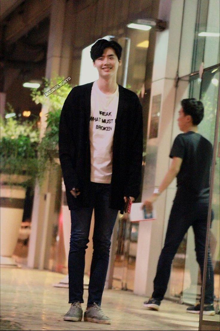 LOOK: Lee Jong-suk's Fashion Style Evolution