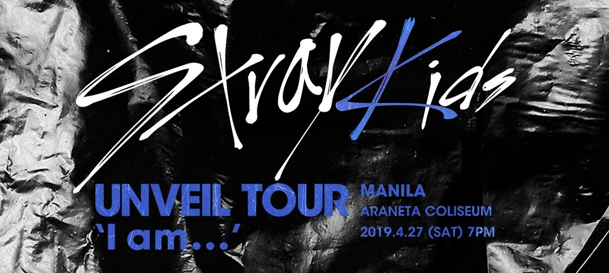 LOOK: Here's the ticketing details for Stray Kids in Manila