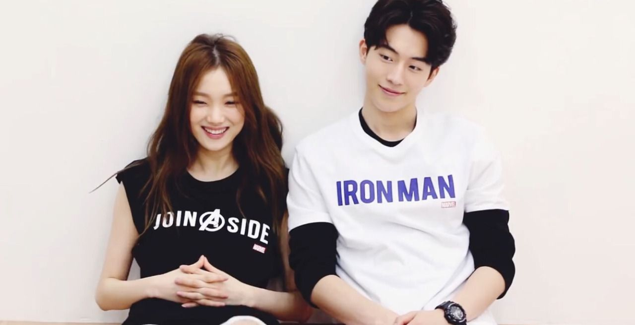 LOOK: Is Nam Joo Hyuk and Lee Sung Kyung back together