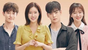 Cha Eunwoo Revealed How Many Hours It Took Them to Film 'My