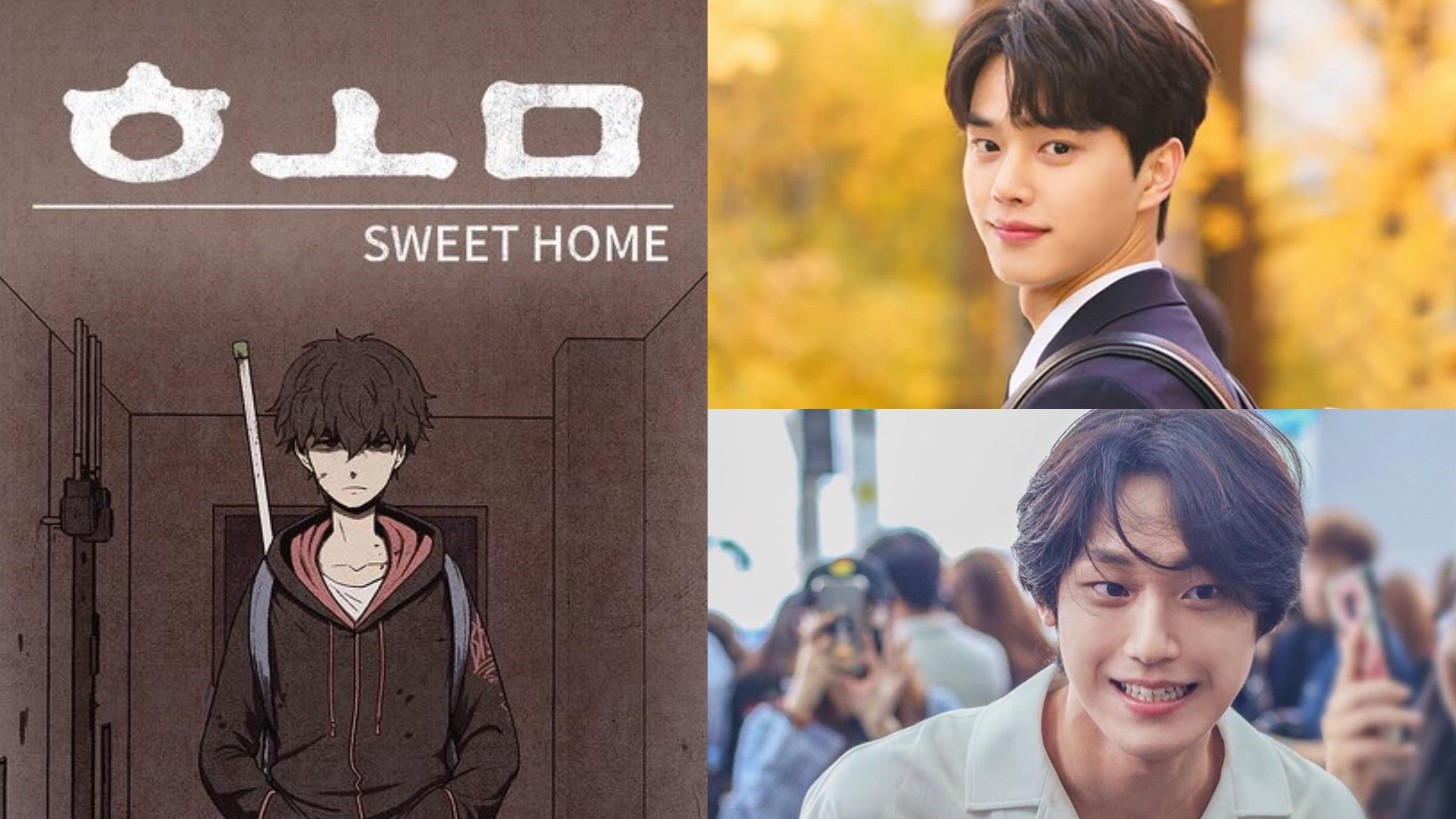 Kim kan bi (webtoon) … Icymi Song Kang And Lee Do Hyun Confirmed To Star In Netflix Adaptation Of Thriller Webtoon Sweet Home Annyeong Oppa